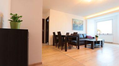 Przykłądowy apartament w Baltic Korona Apartamenty
