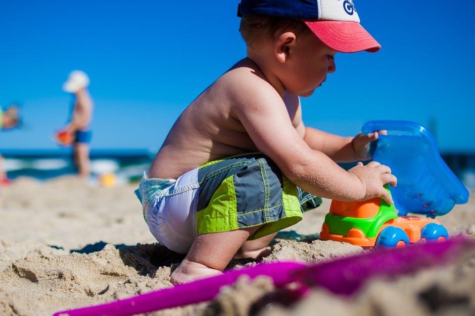 Wakacje z dziećmi - gdzie jechać nad morze?