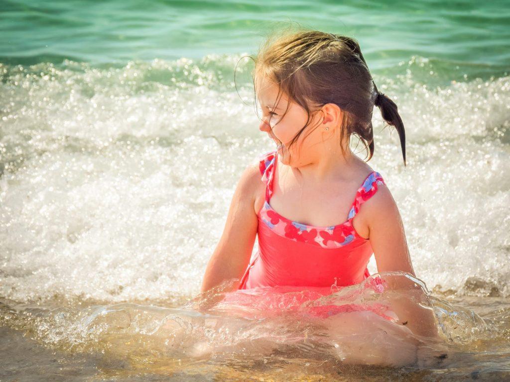 Jak nie zgubić dziecka na plaży?