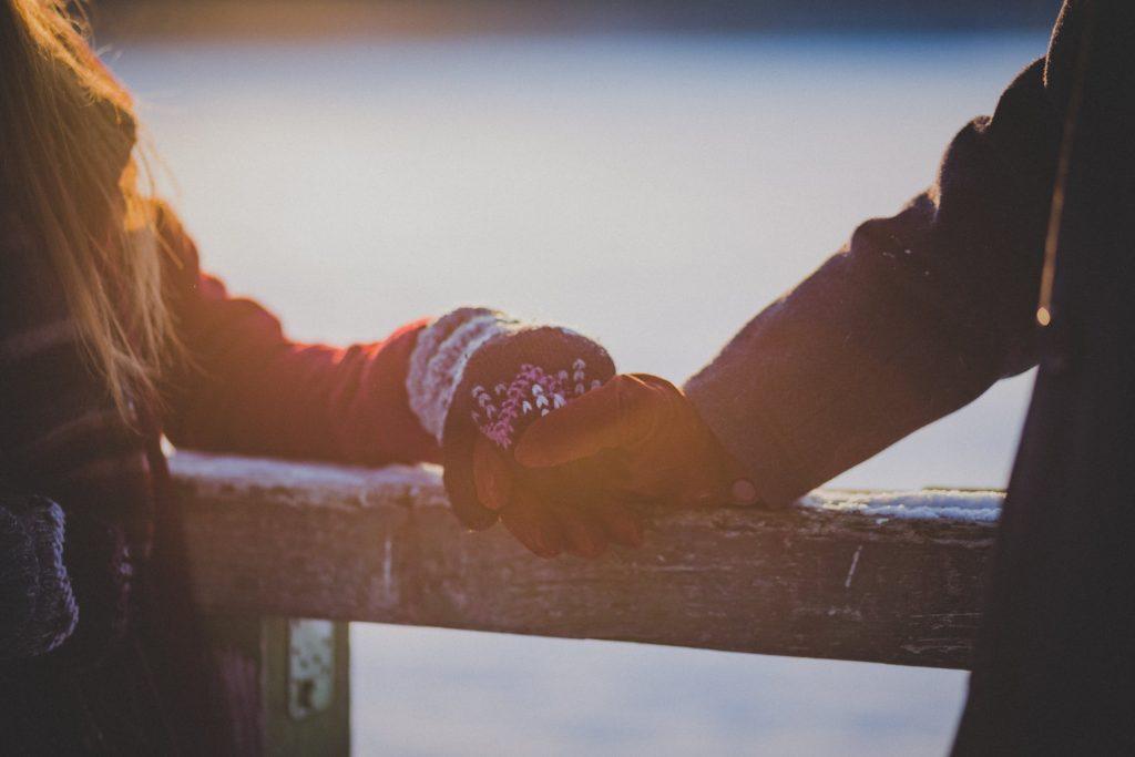 Walentynki nad morzem